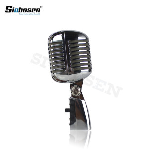 55SH Iconic Vocal Microphone Retro classic look