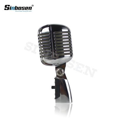 Professionelle Live-Gesang dynamisch verdrahtet Mikrofon klassischen KTV-Mikrofon 55SH
