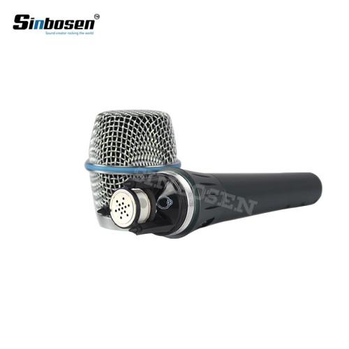 Clon profesional beta 87a estudio de grabación de sonido vocal micrófono supercardioide condensador
