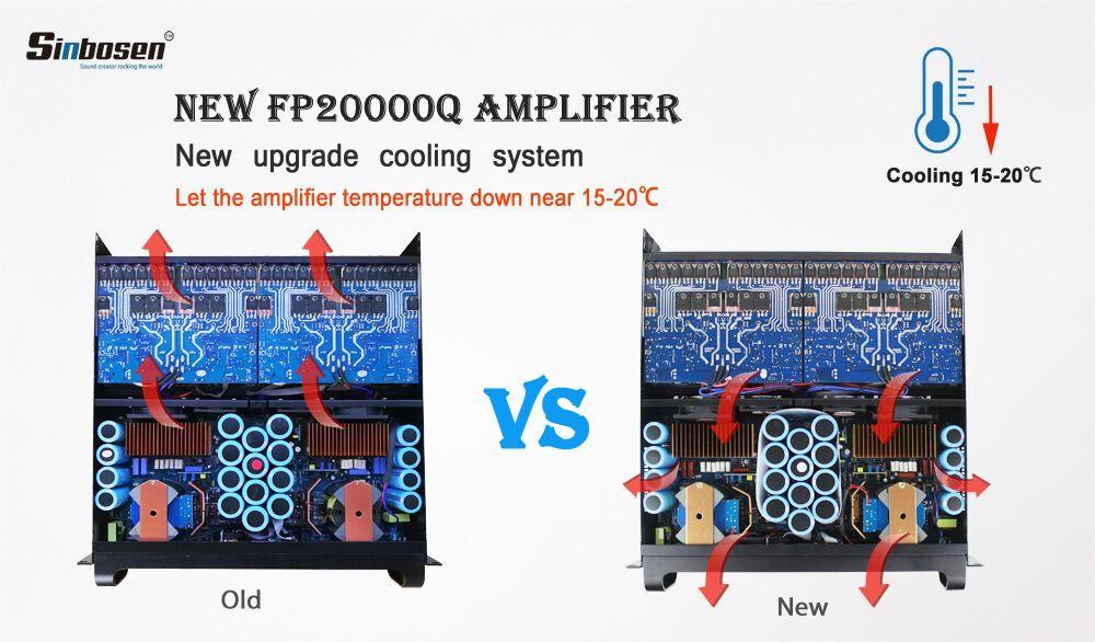 FP20000Q power amplifier