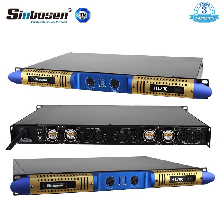 Amplificateur stable 2 ohms