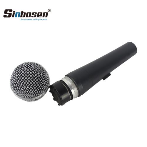 Microfono con microfono Clone SM-58S con interruttore