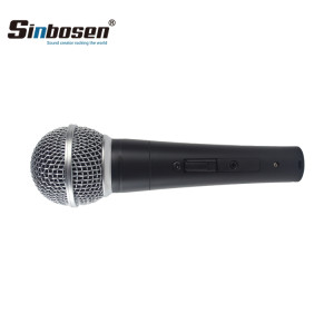 Clone SM-58S Wired Microphone with switch