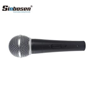 Clone SM-58S Kabelmikrofon mit Schalter