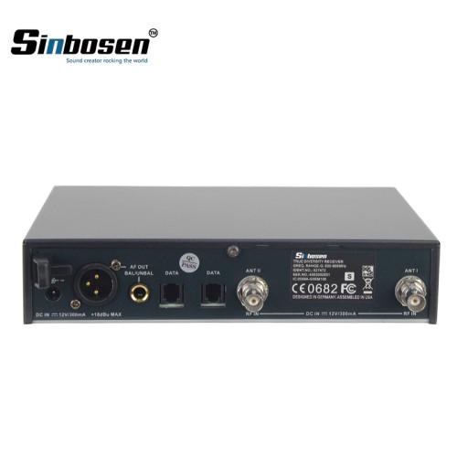 Sinbosen EW100 micrófono de mano inalámbrico de música de micrófono dinámico