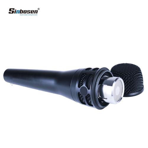 Sinbosen KSM8 vocales de grabación de micrófono dinámico bobina móvil