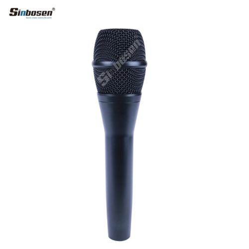Sinbosen KSM9s Microfono ipercardioide dinamico commutabile con sospensione ammortizzata