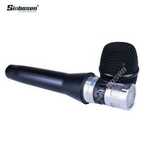 Sinbosen KSM9s Switchable Pattern dynamisches Hypernieren-Mikrofon mit Federung