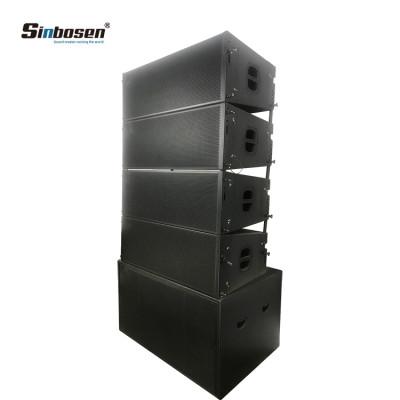 Sistema audio Sinbosen Altoparlanti line array da 12
