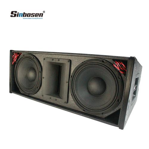 Sinbosen 2x10 Top 10 Line Array Lautsprecher für Church SN2010 + SN18