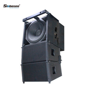 Sinbosen Single 10 pouces woofer speaker sound system à vendre SN110 + SN8015