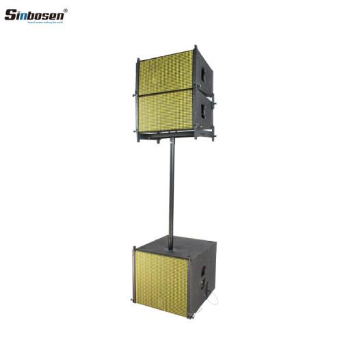 Sinbosen Single 10 Zoll Woofer-Soundsystem-Lautsprecher zum Verkauf SN110 + SN8015