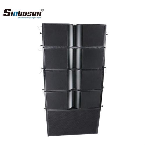 Sinbosen dual 10-calowy 18-calowy basowy system głośników z dużymi głośnikami basowymi KA210 + KA218