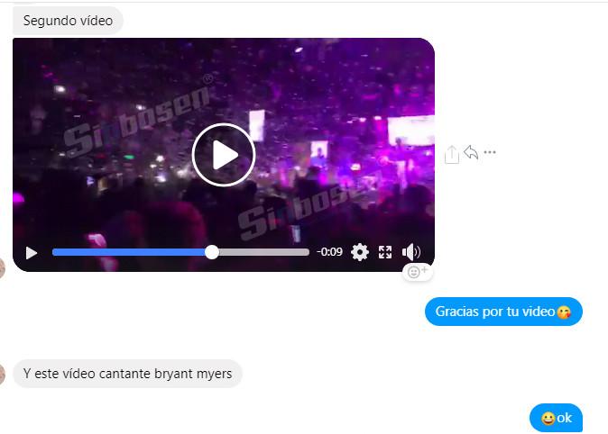 este vídeo cantante bryant myers