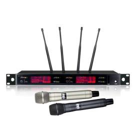 AXT220D Dinamik / Kondenser Dijital kablosuz El mikrofonu