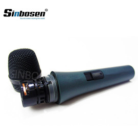 Dynamic Vocal / instrument Microphone e845 Pa Live Singer Dj