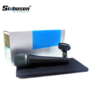 e845 Dynamic Vocal/instrument Mic Pa Live Singer Dj