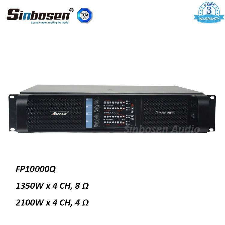 Amplificatore Sinbosen FP10000Q