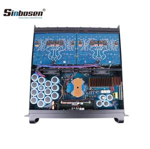 Sinbosen 2500 watt X 4 DSP module subwoofer amplifier DSP22000Q