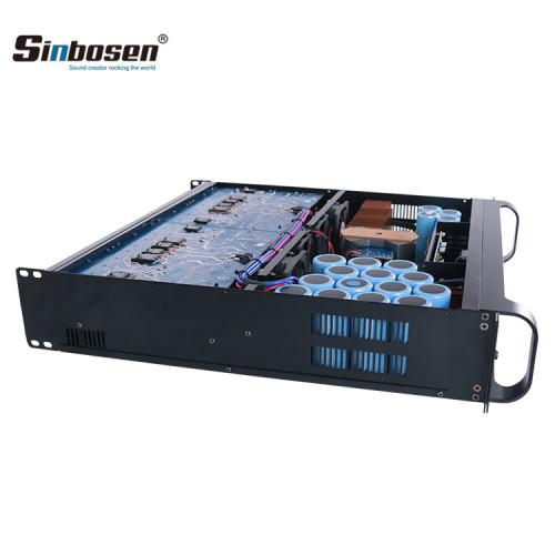 Sinbosen 2500 wat X 4 DSP moduł wzmacniacza subwoofera DSP22000Q