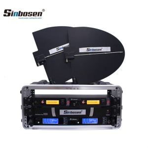 Professionelle Bühne Wireless-System IEM Ohrhörer Monitor Antennen Distribution PLL Mikrofon