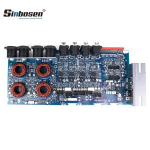 Scheda di input / output a 4 canali / scheda di canale