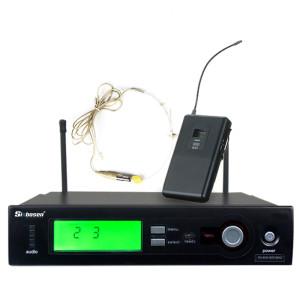 Micrófono de mano inalámbrico inalámbrico de alta calidad Live Vocals receptor inalámbrico SLX4 / SM-58