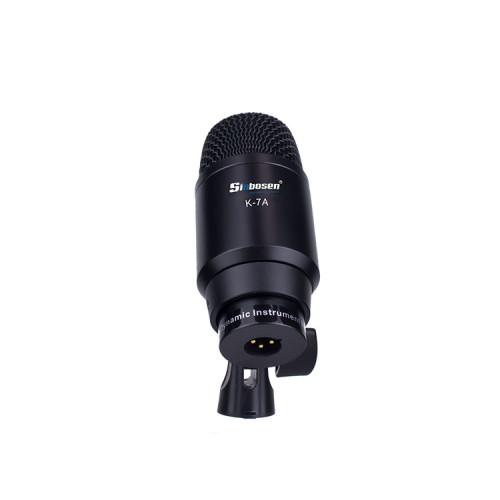 sistema de micrófono de batería sistema micrófono con cable