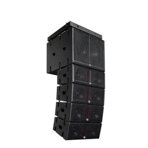 1600W Single 18 inch Design Box Sound System subwoofer Active Line Array SA208+SA18B