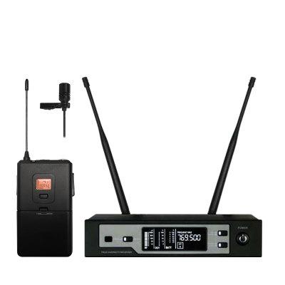 SKM9100 Ansteckclip Drahtloser Mikrofon-Taschensender