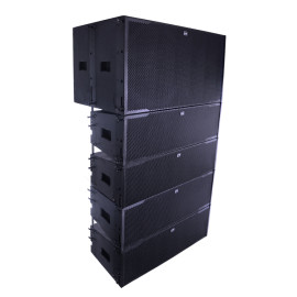 1200W 18 inch subwoofer dual 10 inch line array speaker SA210+SA218B