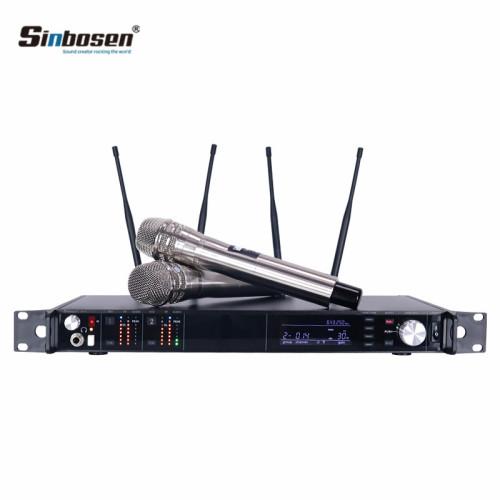 AD4D 150M 615-655MHz bobina móvil FM micrófono inalámbrico para la venta