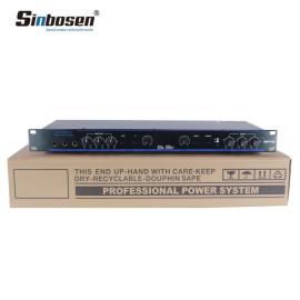 DSP 100 effect preset  professional power system