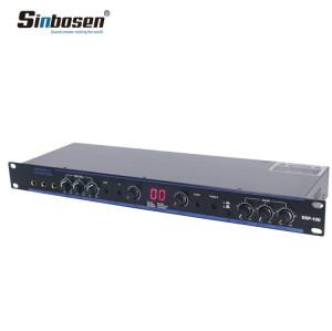 Sistema de potencia profesional preestablecido de efecto DSP 100