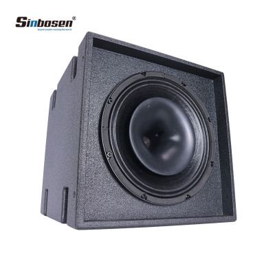 15 Zoll Koaxiallautsprecher DJ-Lautsprecherbox D-400S