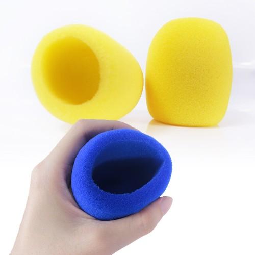Micrófono espuma escudo cubierta esponja parabrisas