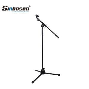 Mikrofonständer für Bühnengesang