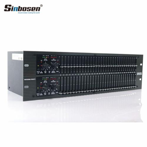 EQ 2231 Limitador de ecualizador de audio profesional