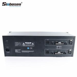 EQ 2231 Professional audio equalizer limiter