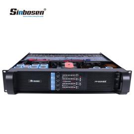 Sinbosen FP8000Q dual 1000 watt RMS 4 channel amp power amplifier