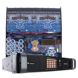 Sinbosen DSP 20000q power amplifier DSP20000Q 2200w 4 channel professional  for subwoofer