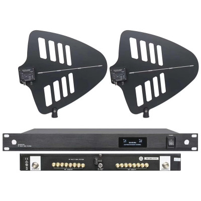 Directional antennas distribution eight channel RF MULTI SMA SYSTEM 500MHz - 950 MHz 848S