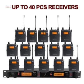 Professional stage system for singers UHF bodypack SR2050 IEM in ear monitor