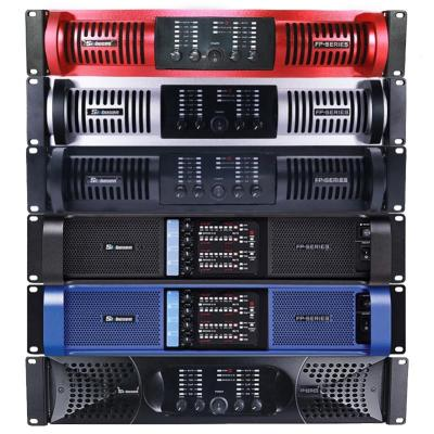 Sinbosen FP10000Q 4 channel professional Touring power amplifier