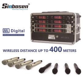 AXT220D Dynamic / Condenser Digital wireless Handheld microphone
