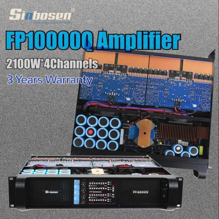Sinbosen FP series Amplifier