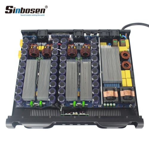 k4-1400 1400 Watt 4 Kanal professioneller 1u Klasse D Leistungsverstärker