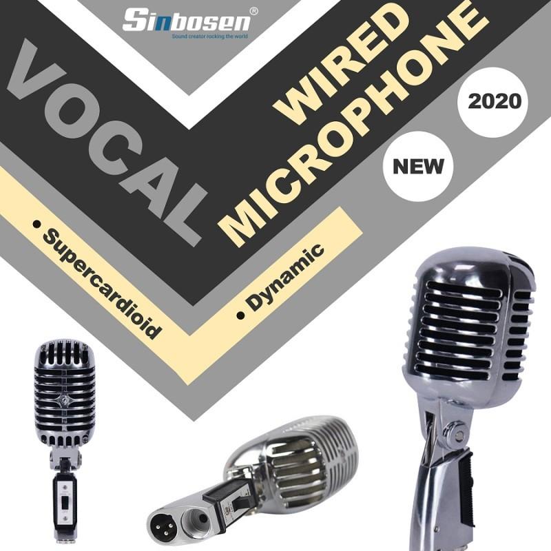 Sinbosen 55sh Mikrofon