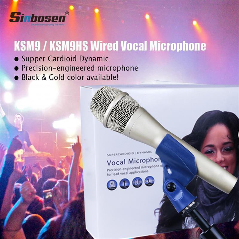 Sinbosen KSM9 Mikrofon