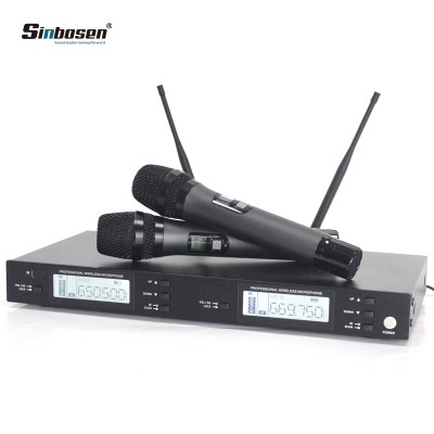 Sinbosen economical indoor event wireless microphone system SK-20